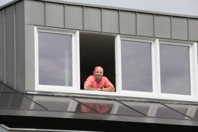 Meneer uit het raam